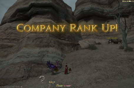 How to level a Free Company in Final Fantasy XIV in 2020