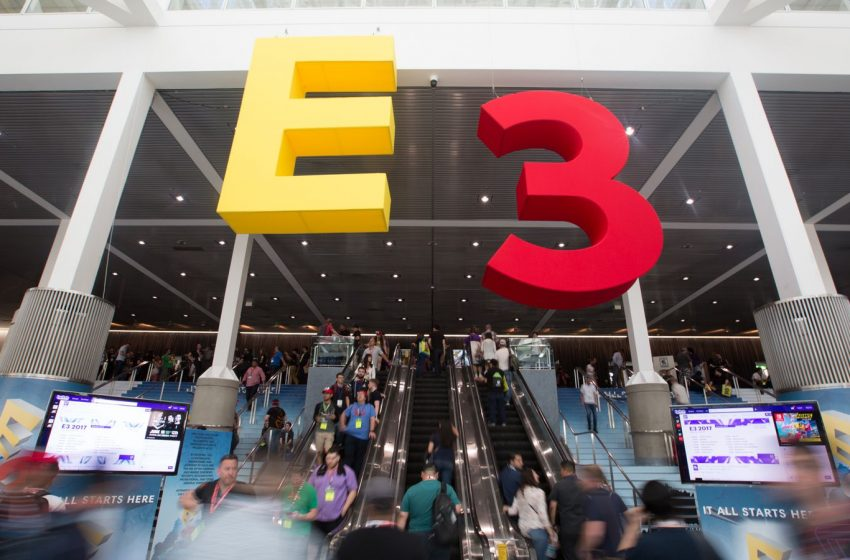 An E3 cancellation announcement could be incoming