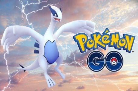 Best moveset for Lugia in Pokémon Go