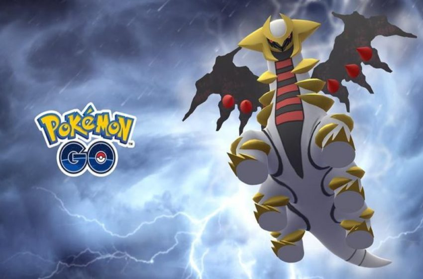 Giratina Altered Forme raid weaknesses and counters in Pokémon Go for March