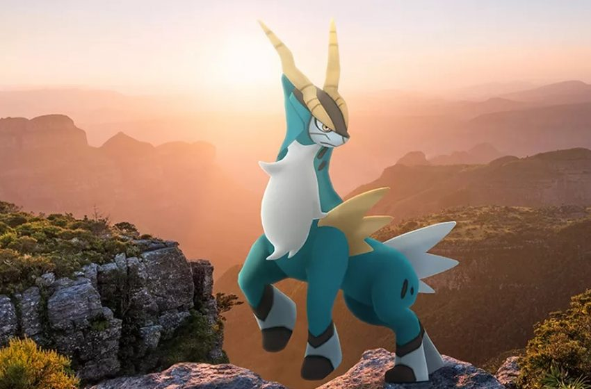 Best Cobalion movesets in Pokémon Go