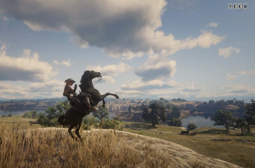 The top ten horses in Red Dead Online