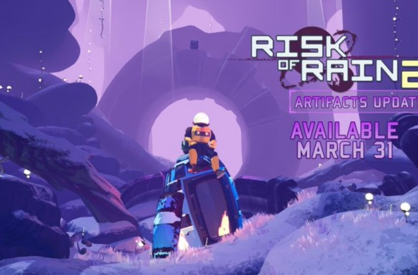 The Risk of Rain 2 Artifacts update arrives March 31