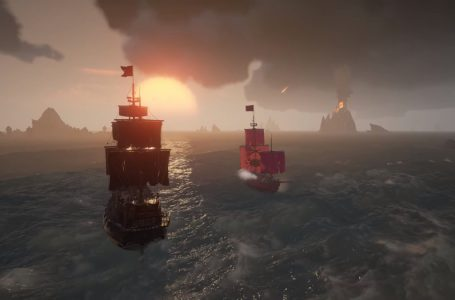 How to get the green and purple flames from the Well of Fates in Sea of Thieves – Fate of the Damned – A Dying Light Challenge
