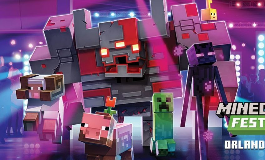 How to buy tickets for Minecraft Festival 2020