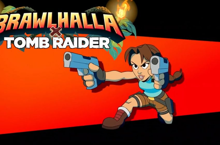 Brawlhalla adds Tomb Raider's Lara Croft in latest crossover