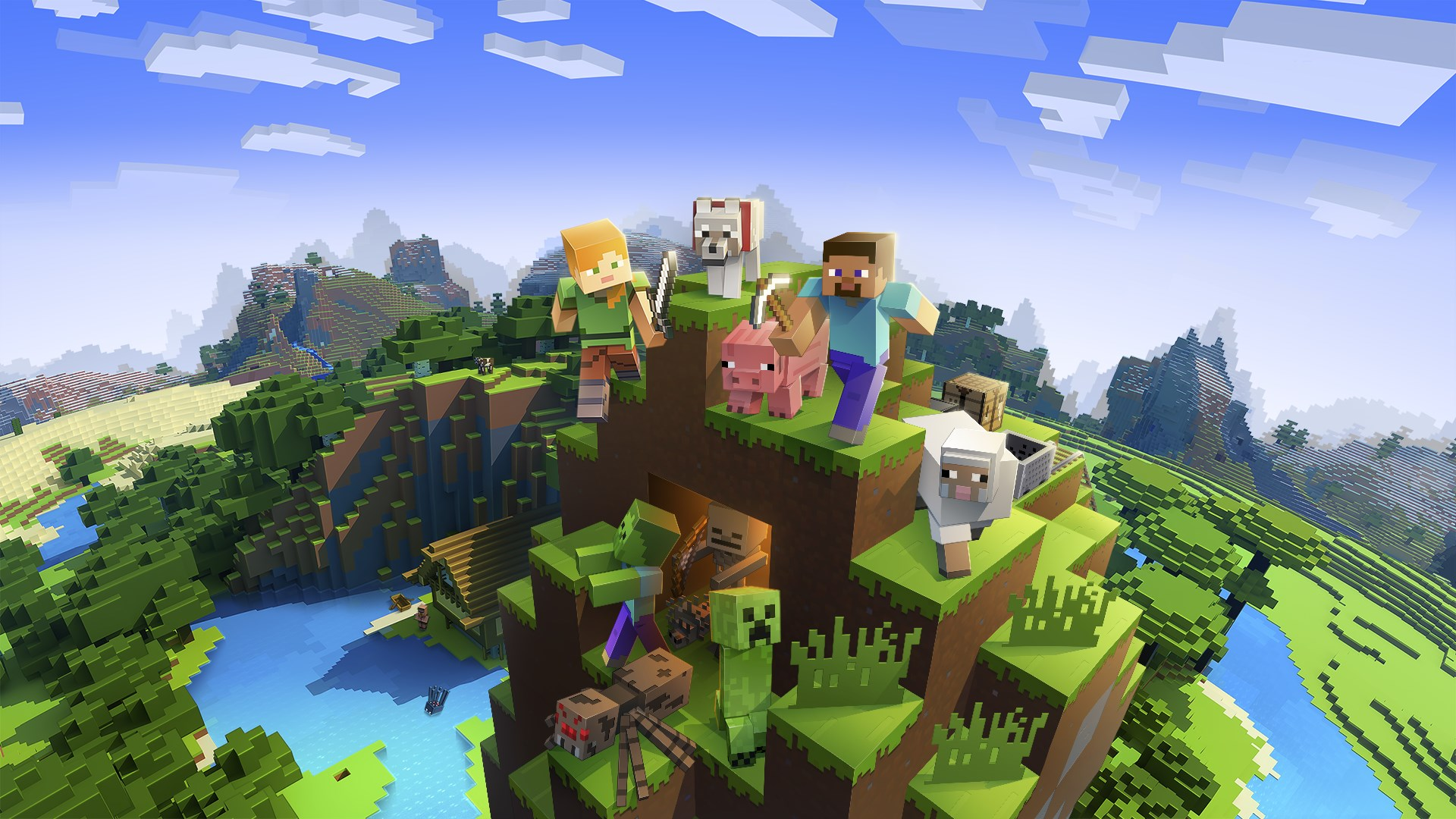 The 10 Best Minecraft Servers 2020 Gamepur