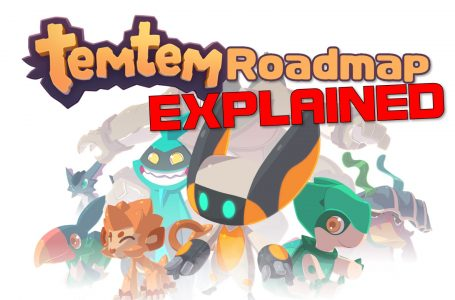 Temtem roadmap includes ranked, climbing gear, new Temtems, and plans for more