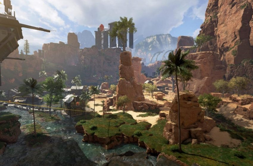 Apex Legends is going back to where it all began, for a few days at least