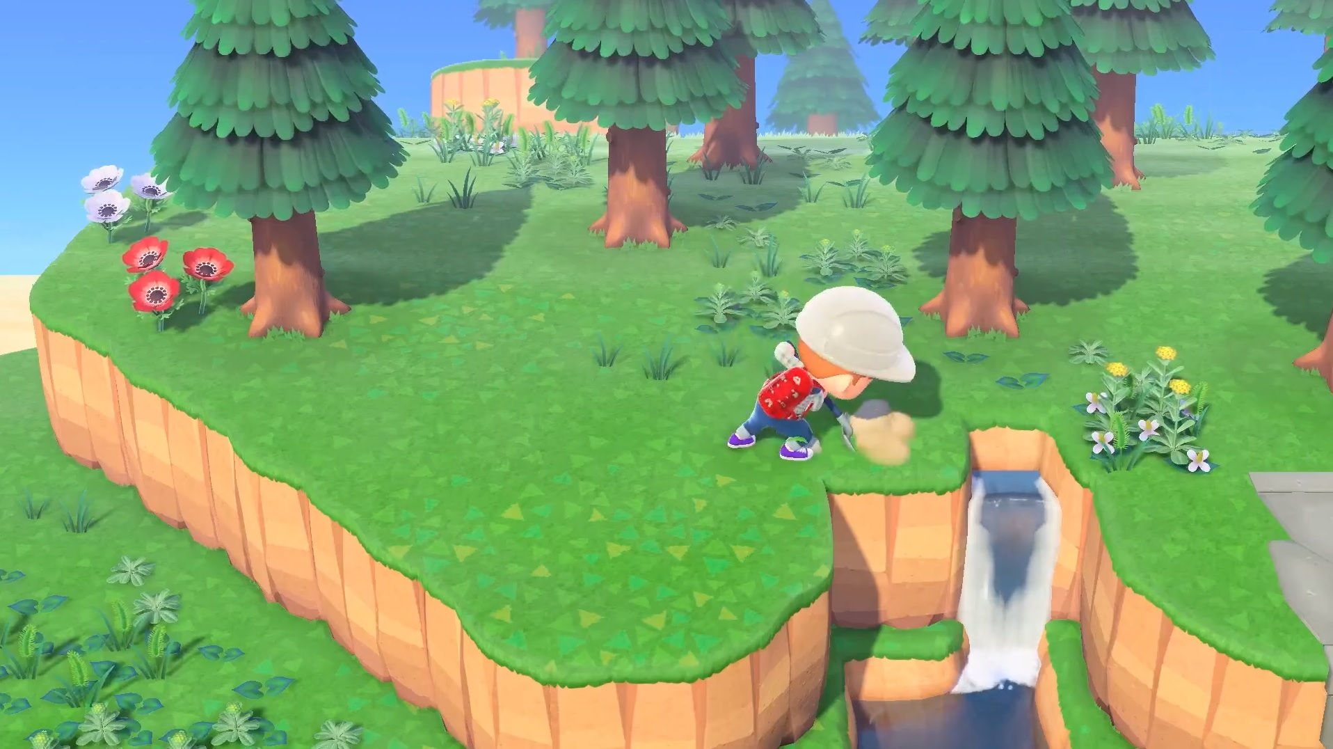 Five Amazing Terraforming Creations In Animal Crossing New
