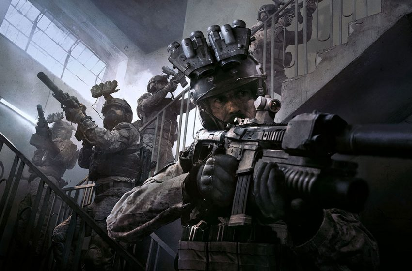 The Call of Duty movie has reportedly been put on hold