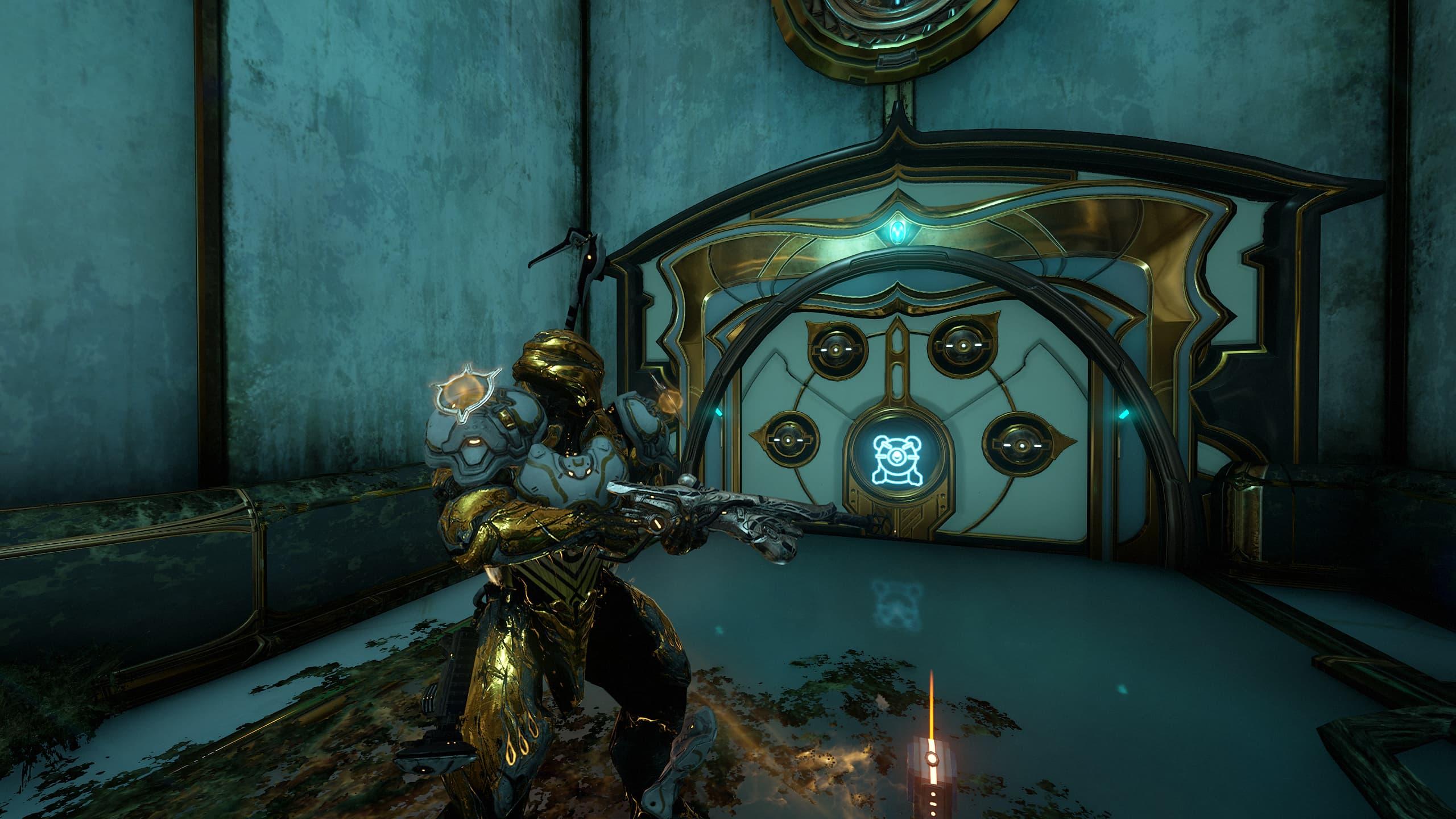 Orokin Vault Door