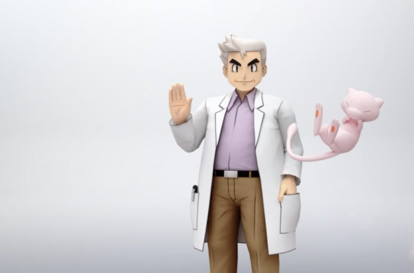 How to get Professor Oak in Pokémon Masters