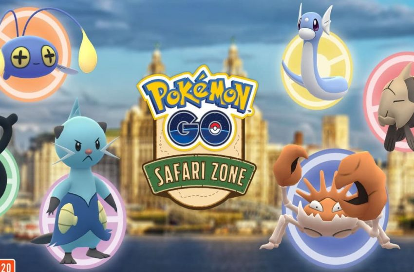 How to buy tickets for the Liverpool Pokémon Go Safari Zone