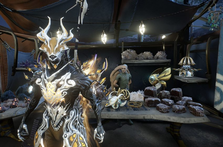 How to get Auroxium Alloy in Warframe