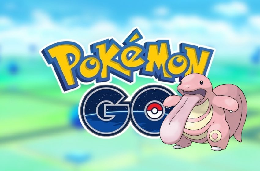 When does the Lickitung Raid happen in Pokémon Go?