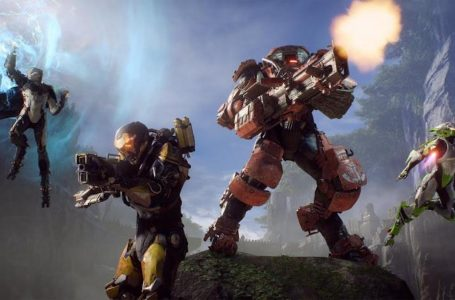 EA, BioWare to put an end to post-launch support for Anthem