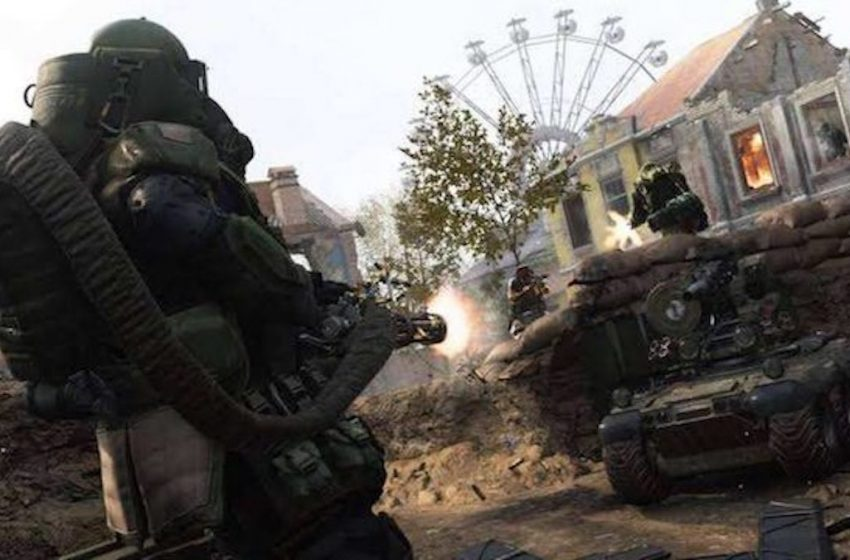 When will Warzone release for Call of Duty: Modern Warfare?