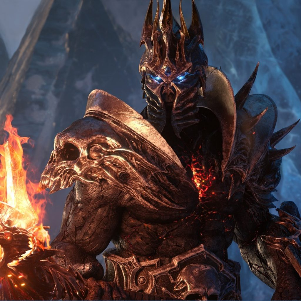 World of Warcraft: Shadowlands, The Lich King