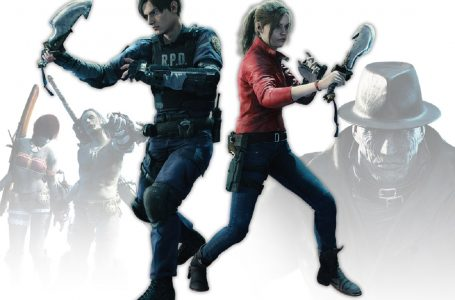 Resident Evil crossover brings Claire, Leon, and Mr. X to Monster Hunter World PC