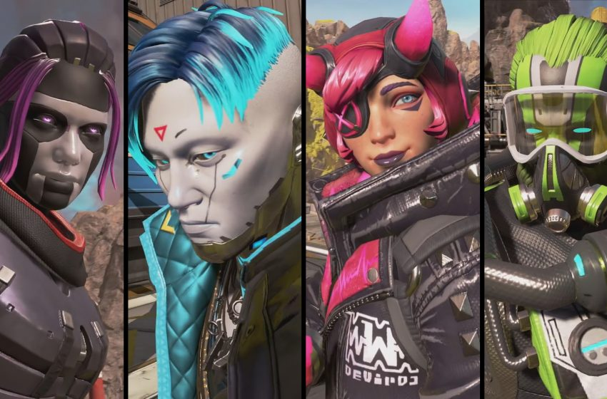 Apex Season 4 New Skins