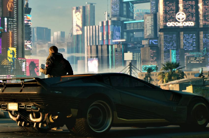 "Cyberpunk 2077 is in ""the final stage of development"""