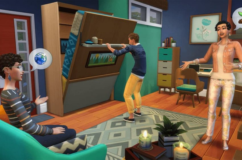 How to get through the tutorial in Sims 4 on PS4
