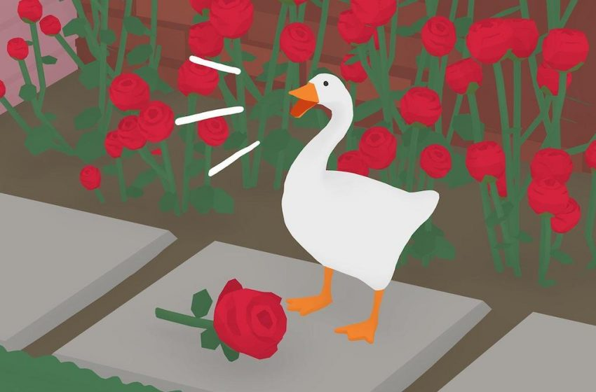 Untitled Goose Game is DICE's GOTY, and that surprises House House as much as you