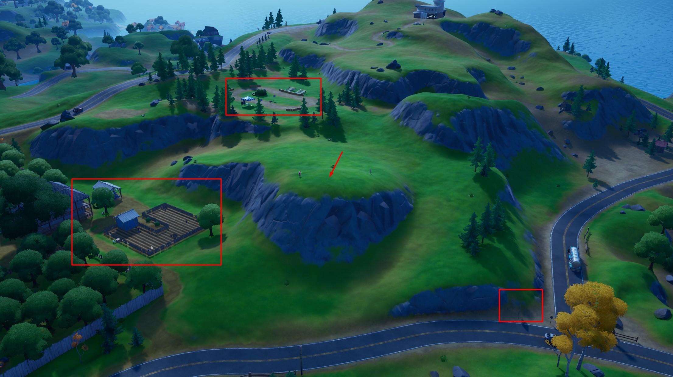 Hidden Gnome Location