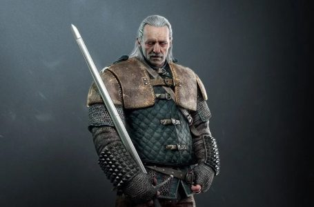 Vesemir, not Geralt, is the star of Netflix's animated Witcher movie