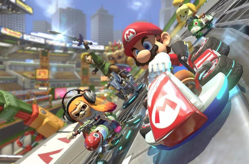 Nintendo reveals best-selling Switch games, with Mario Kart 8 Deluxe leading the pack