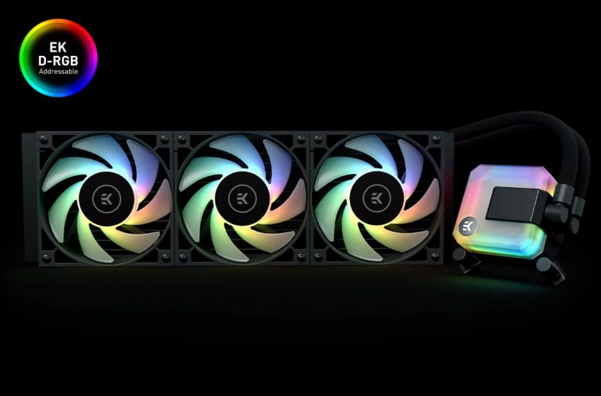 EK sets its sights on all-in-one CPU liquid cooling
