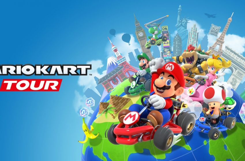 What is a standard race in Mario Kart Tour?