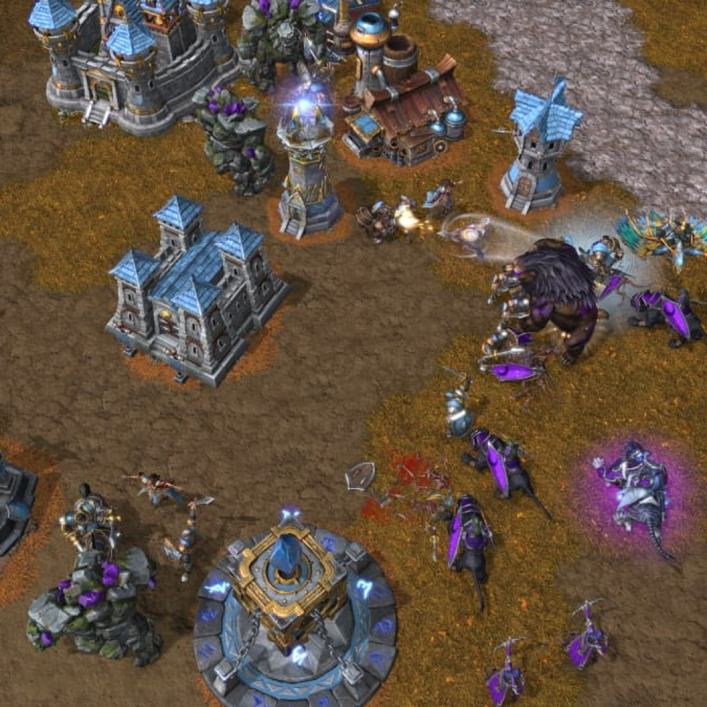 How To Heal Your Units In Warcraft 3 Reforged Gamepur