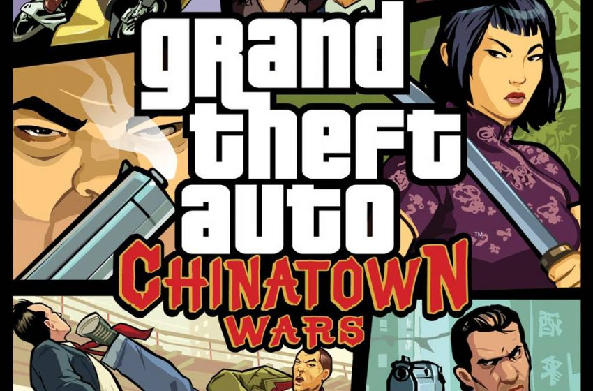 Grand Theft Auto: Chinatown Wars HD is now available for the IPAD