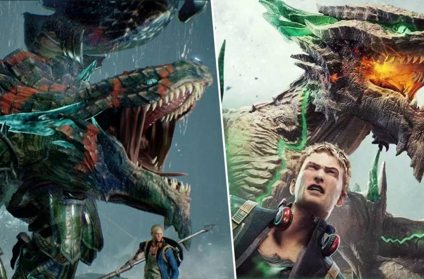 Kamiya: Scalebound Can Be Played In Co-op Throughout The Campaign, It's Not Just A Separate Mode