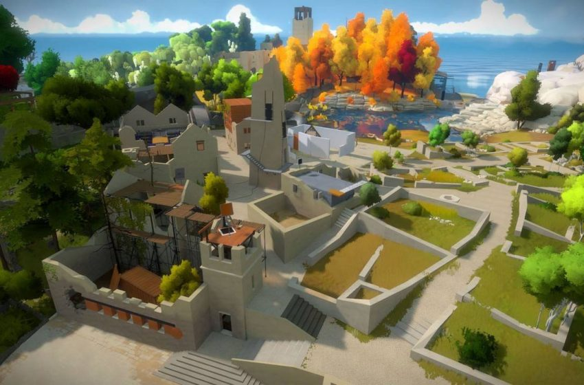 The Witness: Walkthrough Part 3 – Artist's Studio, Symmetry, Beach Art House and Oasis Island