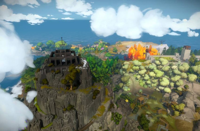 The Witness: Easter Eggs and Secret Hidden Nature Figures Location Guide