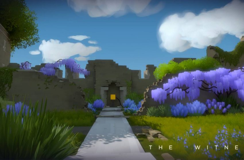 The Witness Puzzle Guide: How To Enter The First Bunker