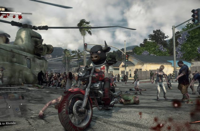 Complete steps on How to remove Dead Rising 3 HUD to get Sharp & Clear Screenshots for PC