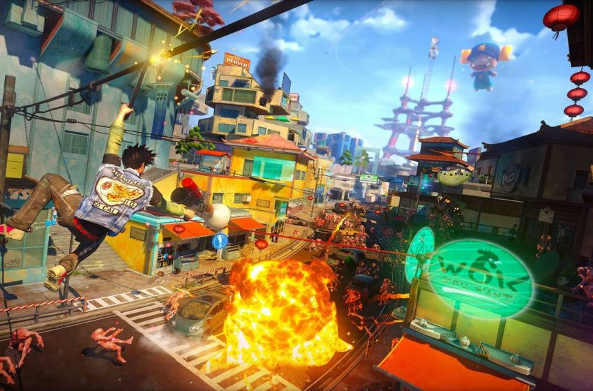 Sunset Overdrive Pops Up On Steam Database