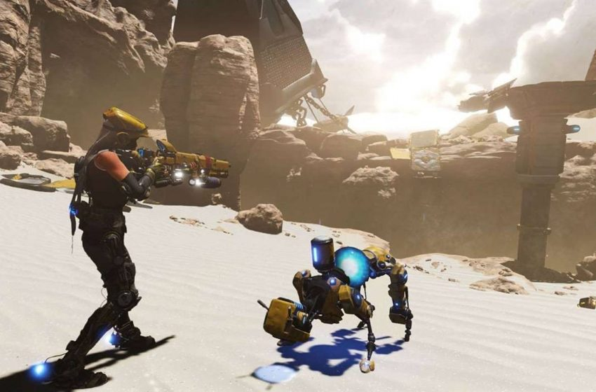 ReCore – How to Farm Unlimited Sturdy and Prestine Parts