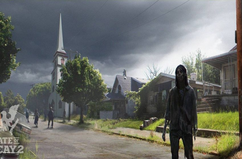 State of Decay 2: Zombies Will Tear You Apart If You Don't Run, E3 2017 Trailer Has Brutal Ending