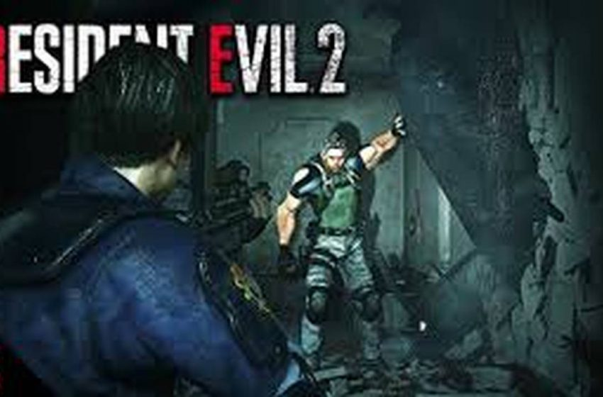Resident Evil 2 Update Adds Previously Unseen Resident Evil 3 Teaser