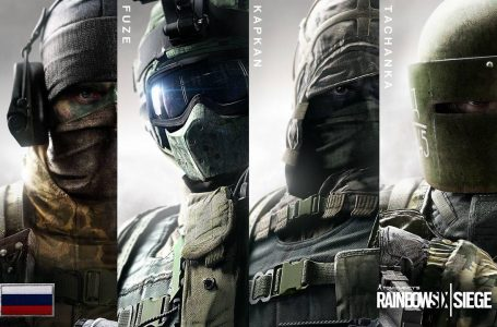 Rainbow Six: Siege Ember Rise Operators highlighted, Battle Pass revealed
