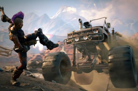 Rage 2 Character Creation Guide | All Changeable Options