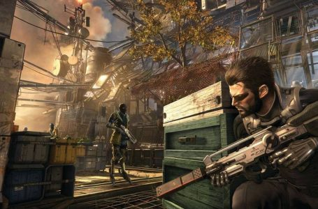 Deus Ex: Mankind Divided Confirmed For PS4 Pro, Graphical Improvements Detailed