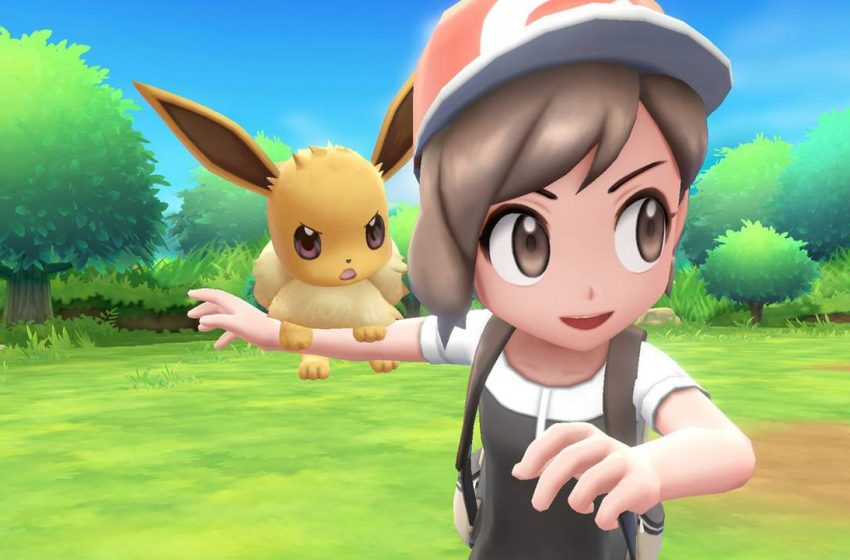 All Rideable Pokemon In Pokemon Let's Go
