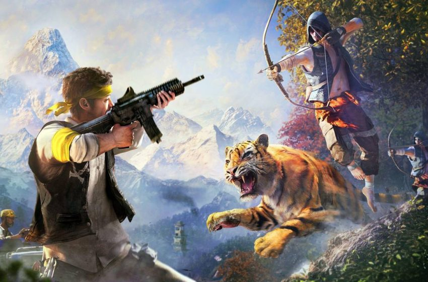 How to complete Far Cry 4 Amita and Sabal Ending Credit Scenes