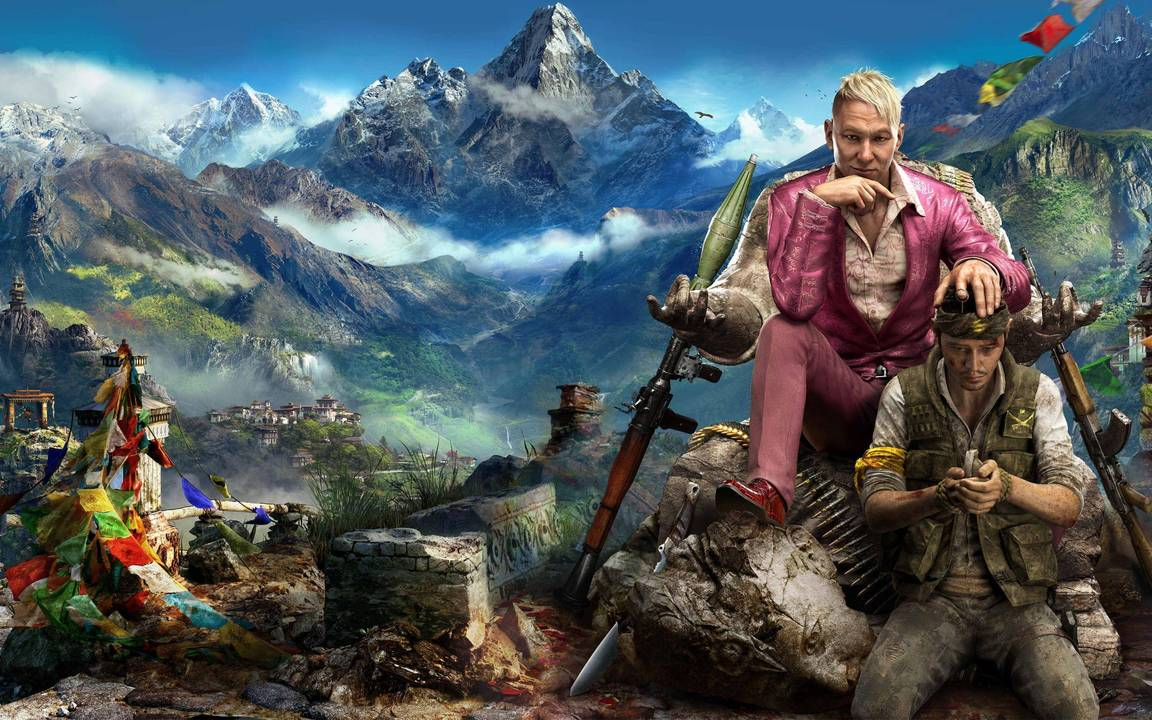 New Far Cry 4 Patch Live Now For Xbox One Xbox 360 Fixes Progression Issues In Story Mission More Changelog Out Gamepur